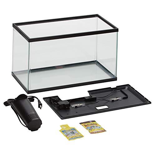 Aquarium Starter Kit W Led Lighting Aqua Culture 10 Gallon TetraCare Enrollment
