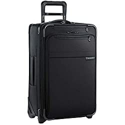 Best Carry On Luggage Briggs & Riley Baseline Domestic Carry-On Expandable Upright