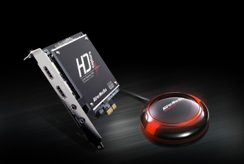 AVerMedia Live Gamer HD, Game Capture and Streaming in High Definition 1080p, Reduce CPU Usage,...