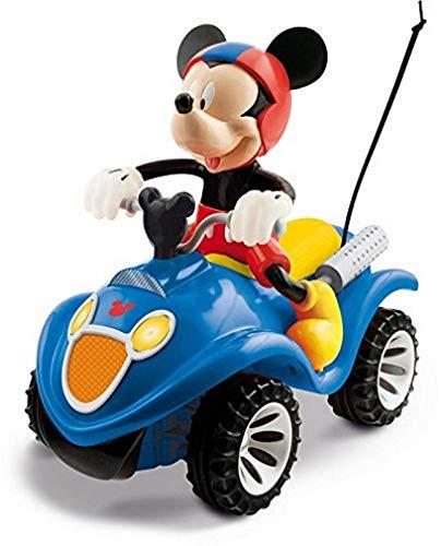 Mickey Mouse 180840 - Coche teledirigido