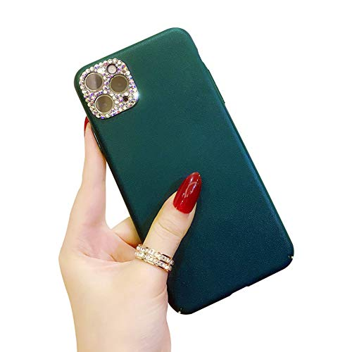 QfireQ Funda Diamantes Lente Cámara para iPhone 11 / SE 2020 /...