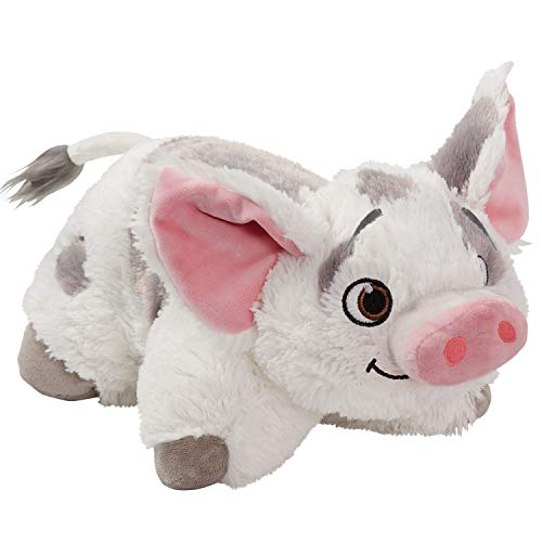 Pillow Pets Disney Moana Stuffed Animal Plush Pillow Pet 16', Pua
