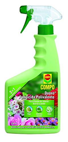 Compo 1731302011 Duaxo Fungicida Polivalente 750 ml, 26x11x5 cm