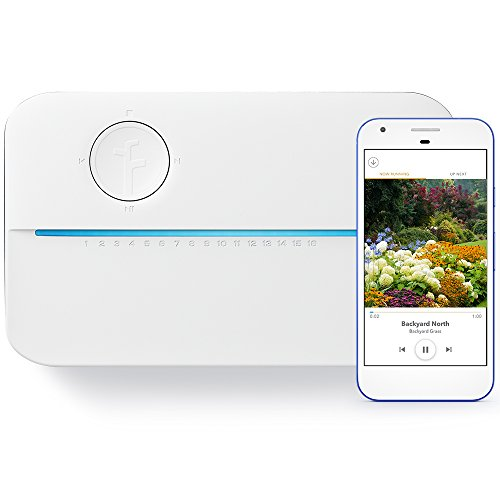 Rachio 3 8-zone smart sprinkler controller and 16-zone controller