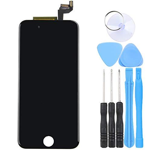 LL TRADER LCD per iPhone 6s Nero Display Digitizer Montaggio e Touch Screen con Strumenti Necessari