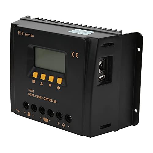 Controlador de carga solar eficiente, batería del panel solar hecha de aleación de aluminio