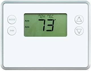 GoControl Battery-Powered Z-Wave Thermostat - GC-TBZ48 by Nortek