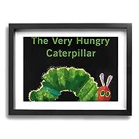 壁キャンバス アートワーク 30 * 40 Cm Caterpillar Drawing ポスター おしゃれ インテリア 壁キャンバス絵画 ウォールペーパー ウォール おしゃれ な部屋飾り ギフト キャンバスアート アート油画 パネル ャンバス