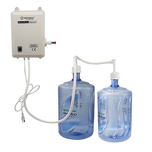 tdrforce New Style Flasche Wasser Spender/One Tube für Kühlschrank ice-maker Kaffee Brewer (Style 3)