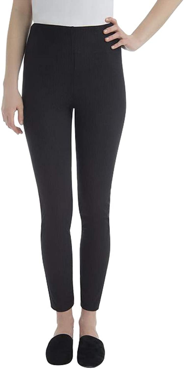 Lysse Women's Suede Rib Leggings