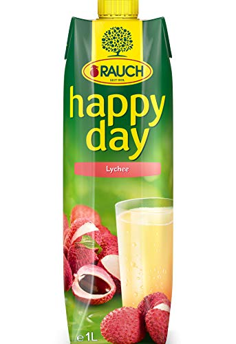 Rauch Happy Day Lychee, 6er Pack (6 x 1 l)