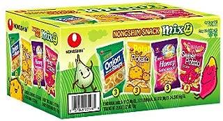 korean snacks - Nongshim Snack Mix 12