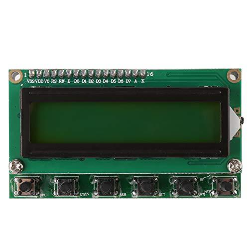 Generador de señal DDS, AD9850 6 Bandas 0~55MHz Generador de señal DDS de radio de onda corta digital