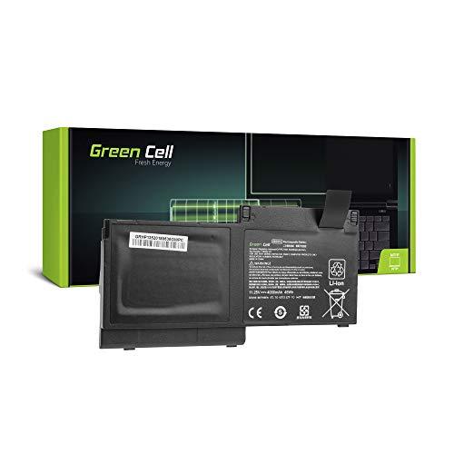 Green Cell® SB03XL HSTNN-I13C HSTNN-IB4S HSTNN-LB4T Batería para HP EliteBook 720 G1 G2 820 G1 G2 725 G2 Ordenador (4000mAh 11.5V Negro)