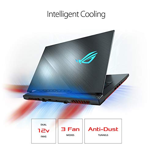 15.6-inch Asus ROG Strix Scar III 240Hz IPS Full HD Intel Core i7-9750H GeForce RTX 2070 (2019)