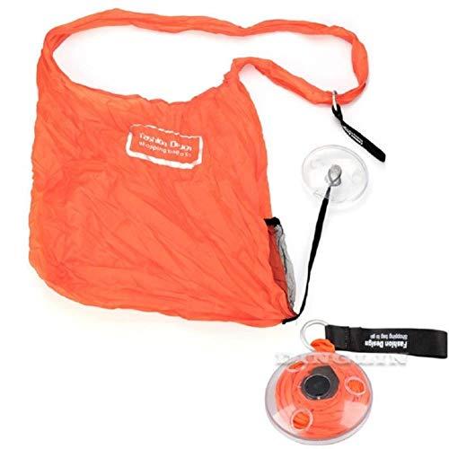 DGDS 5 Colores Cute Plegable Fashion Eco Handbag Reusable Bag Supermercado Shopping...