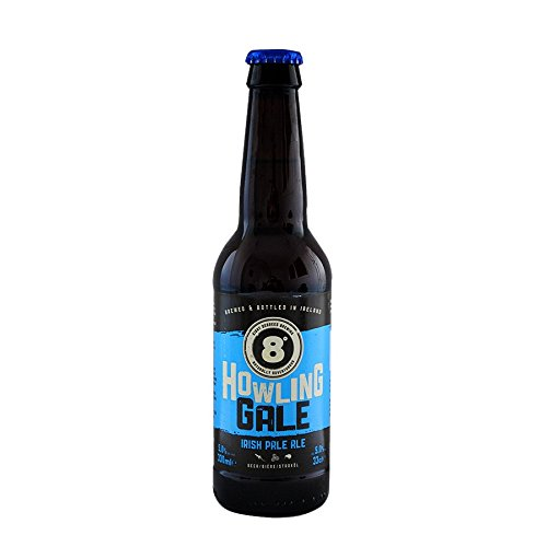 Howling Gale Irish Pale Ale - Eight Degrees Brewing 33cl