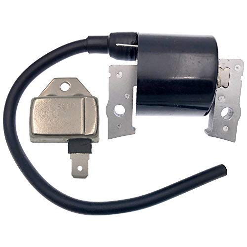 PARTSRUN BM11 21119-2161 Igniter Module Ignitor with 21121-2069 AM109258 Ignition Coil for FC540V Gasoline Engine Lawn Tractors LX186,ZF470NEW