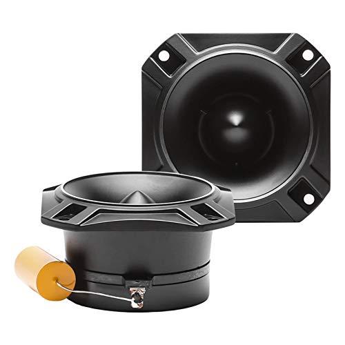 Skar Audio NDX33-ST - Altavoces de neodimio de alta compresión (3,3 pulgadas, 300 W, 4 Ohm, 2 unidades)