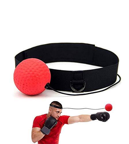 Tang Yuan Pelota de boxeo, bola de reacción de velocidad de boxeo, utilizada en el dispositivo de entrenamiento de boxeo para mejorar el rendimiento de boxeo.