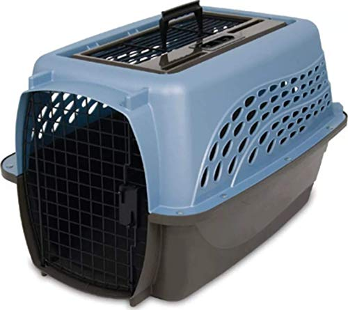 Petmate's 2-Door Top Load Kennel