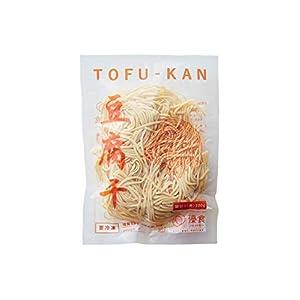 優食 豆腐干(とうふかん)[細切り 長タイプ]冷凍 [100g 12袋入り]