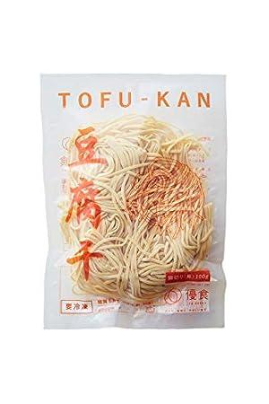 『優食 豆腐干(とうふかん)[細切り 長タイプ]冷凍 [100g 12袋入り]』