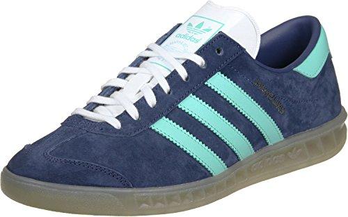 adidas Hamburg W Scarpa midnight grey/easy green