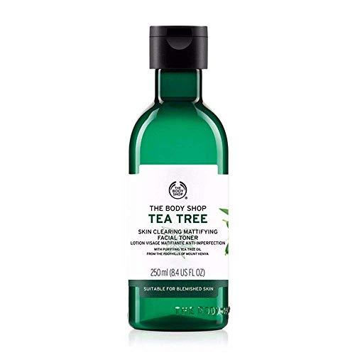 Tônico de Limpeza Facial Tea Tree 250ml
