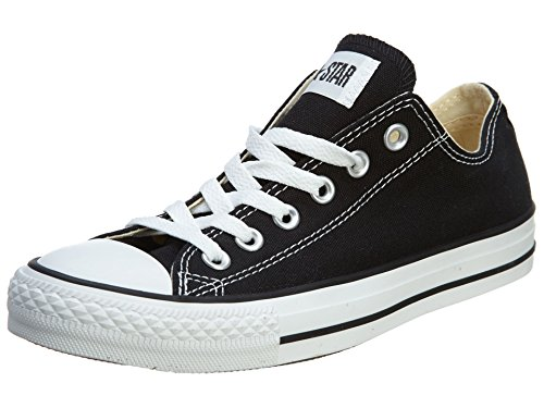 CONVERSE Unisex-Erwachsene Converse All Star OX Black M91 Sneakers, Schwarz (Black/White), 46.5 EU