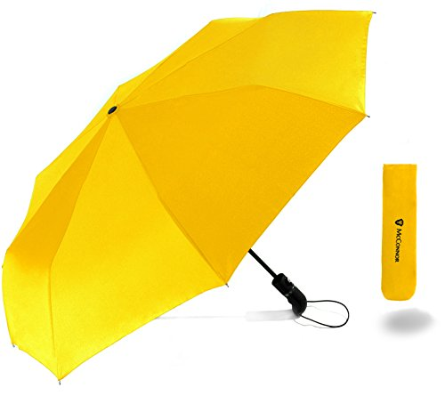 Travel Windproof Umbrella Auto Open Close – Strong and Lightweight