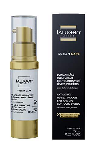 ialugen Advance Soin Anti-âge Sublimateur Contour des Yeux/Lèvres/Paupières