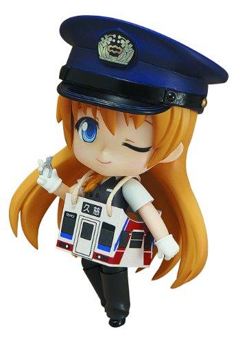 Tetsudou Musume: Kuji Alice Nendoroid Action Figurine
