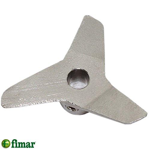 fimar sl0744auténtica cuchilla para batidora de mano trituradora y batidora MX-25, MX42, FM3