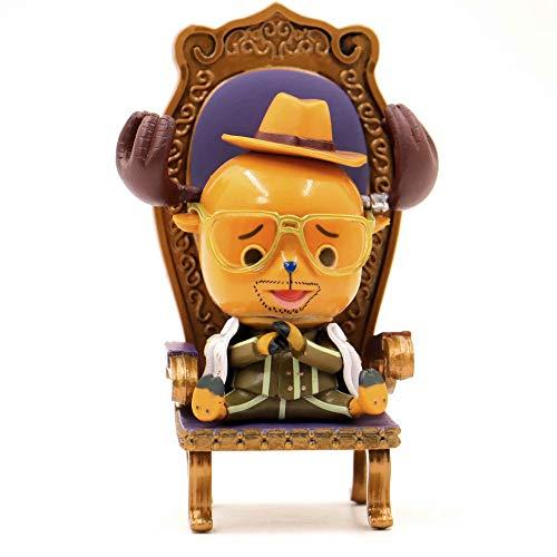SDFDSSR One Piece Kuzan Borsalino Sakazuki Cos Tony Tony Chopper Material de PVC Figura Anime Modelo Decoración de esculturas Regalos de Juguetes en Caja