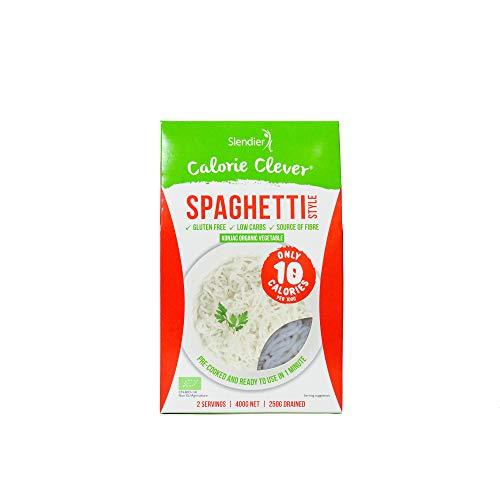 6x Slendier Bio Konjac Espagueti 400g