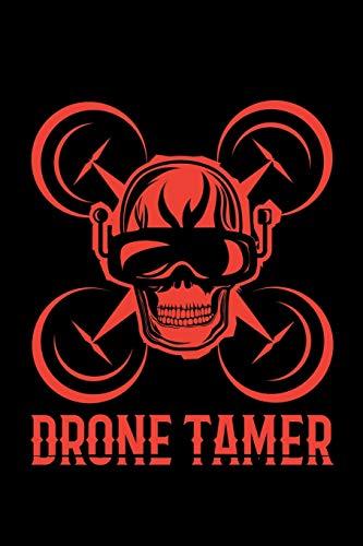 Drone Tamer: A5 Notizbuch für FPV Racer...