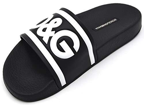 Dolce & Gabbana Men Sandalen - Schwarz Sandals