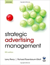 Best strategic advertising management larry percy Reviews