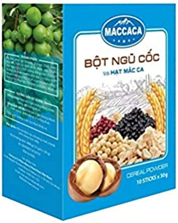 Maccaca Cereal Powder With Macadamia Nuts, 300 g