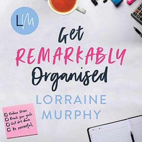 Get Remarkably Organised cover art