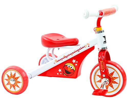Dynacraft Sesame Street Elmo Tricycle, Red