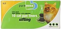 Van Ness Plastic Molding Sifting Cat Pan Liners Giant-10Pk SL7