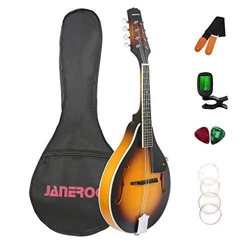 Mandolin Instrument,Janerock A style...