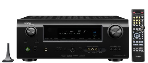 Denon AVR590 5.1-Channel Home Theater Receiver with 1080p HDMI Connectivity (Discontinued by Manufacturer)