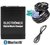Elec-M06-BEK-BT Adapter USB, SD, MP3 AUX Bluetooth Freisprechanlage für Becker Porsche Autoradio Cd...