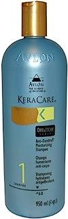 شامپو مرطوب کننده ضد شوره پوست سر و خارش دار Avlon Kera Care Unisex ، 32 اونس