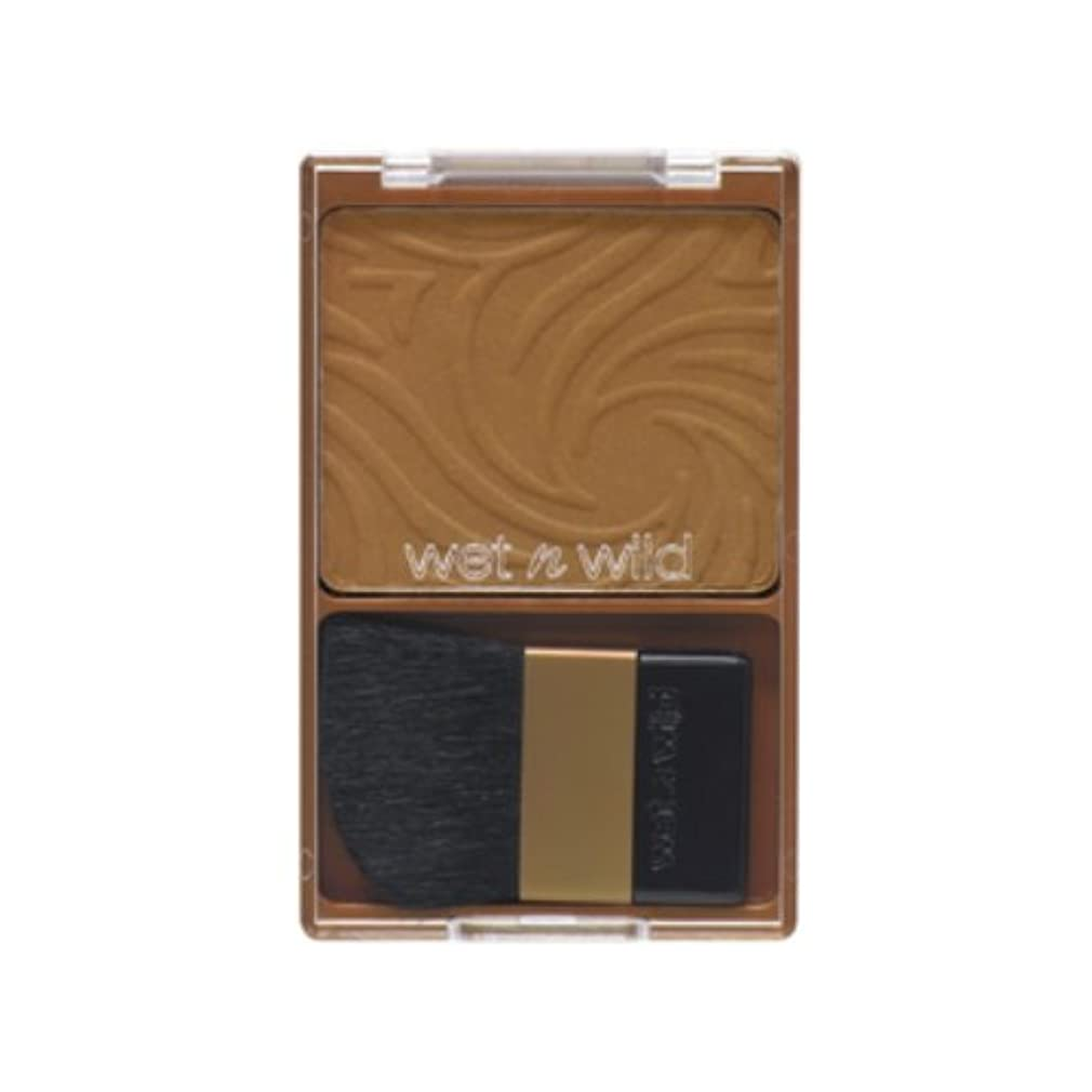 ビデオ頑張る殺人WET N WILD Color Icon Bronzer - Princess (DC) (並行輸入品)