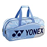 YONEX 9831W (Clear Blue) Badminton Tennis Racket Bag