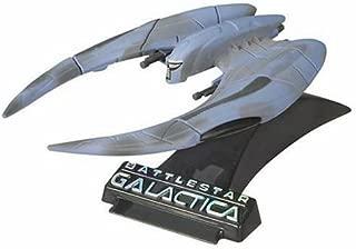 Hasbro Titanium Series Battlestar Galactica 3 Inch Vehicles Scar Cylon Raider